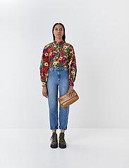 Gestuz - DacyGZ MOM jeans - straight regular - medium blue - 0
