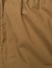 Gestuz - BaliaGZ shorts MS20 - bukser med brede ben - khaki - 2