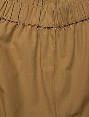 Gestuz - BaliaGZ shorts MS20 - bukser med brede ben - khaki - 3