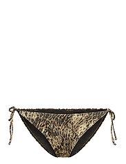 PilGZ bikini bottom - YELLOW LEO