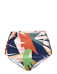 ArtyGZ bikini bottom - PINK MULTI ART