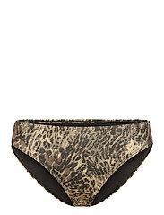 CanaGZ bikini bottom - YELLOW LEO