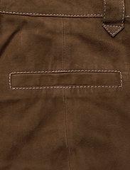 Gestuz - EllieGZ shorts HS20 - lederhosen - toffee - 5