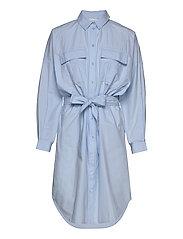 StaliaGZ OZ shirt dress - XENON BLUE
