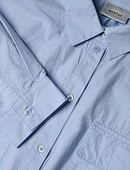 Gestuz - StaliaGZ OZ shirt dress - midi kjoler - xenon blue - 5