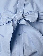 Gestuz - StaliaGZ OZ shirt dress - midi kjoler - xenon blue - 6