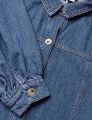 Gestuz - KayoGZ dress AO20 - shirt dresses - l.a. blue - 3