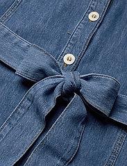 Gestuz - KayoGZ dress AO20 - shirt dresses - l.a. blue - 5