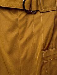 Gestuz - AsterGZ pants AO20 - bukser med brede ben - tapenade - 4