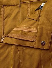 Gestuz - AsterGZ pants AO20 - bukser med brede ben - tapenade - 5