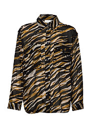 CrisantaGZ shirt AO20 - ARMY TIGER