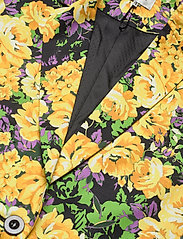 Gestuz - FleurGZ blazer AO20 - blazere - yellow flower garden - 2
