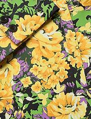 Gestuz - FleurGZ blazer AO20 - blazere - yellow flower garden - 3