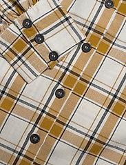 Gestuz - ChloeGZ ls shirt AO20 - chemises à manches longues - yellow check - 3
