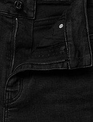 Gestuz - EmilindaGZ HW 7/8 flared pants NOOS - schlaghosen - washed grey - 4