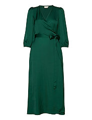 NadjaGZ wrap dress BZ - RAIN FOREST