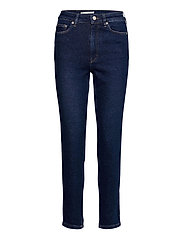 AstridGZ HW slim jeans NOOS - DENIM BLUE