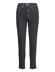 AstridGZ HW slim jeans NOOS - WASHED BLACK