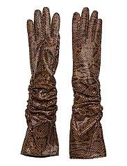 RubyGZ long gloves MA20 - RUBBER