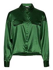 TikkiGZ shirt MA20 - DEEP GREEN