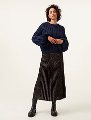 Gestuz - EloisGZ pullover MA20 - trøjer - peacoat - 2