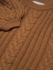 Gestuz - EloisGZ pullover MA20 - trøjer - rubber - 2