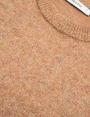 Gestuz - DebbieGZ pullover - trøjer - tannin - 2