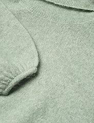 Gestuz - DebbieGZ rollneck - turtlenecks - slate gray - 3
