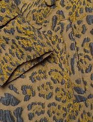 Gestuz - JackieGZ blazer ZE2 20 - blazere - gold leo jaquard - 5