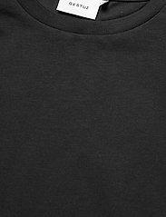 Gestuz - JoryGZ tee - t-shirts - black - 3