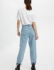 Gestuz - JoryGZ tee - t-shirts - bright white - 4