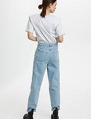 Gestuz - JoryGZ tee - t-shirts - xenon blue - 4