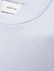 Gestuz - JoryGZ tee - t-shirts - xenon blue - 6