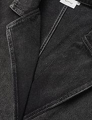 Gestuz - AleahGZ waistcoat SO21 - denimjakker - storm grey - 3
