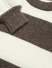 Gestuz - DebbieGZ striped pullover - trøjer - earth - 3