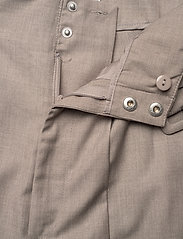 Gestuz - ViraGZ pants SO21 - bukser med lige ben - walnut - 3