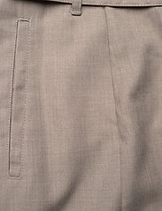 Gestuz - ViraGZ pants SO21 - bukser med lige ben - walnut - 4