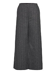 RoyaGZ culotte SO21 - DARK GREY PINSTRIPE