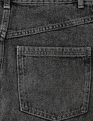 Gestuz - AleahGZ mini skirt SO21 - denimnederdele - storm grey - 5