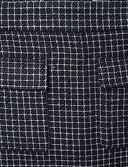 Gestuz - CleaGZ skirt SO21 - korte nederdele - navy/white check - 4