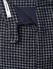 Gestuz - CleaGZ skirt SO21 - korte nederdele - navy/white check - 5