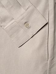 Gestuz - DosiaGZ OZ shirt dress SO21 - skjortekjoler - pure cashmere - 6