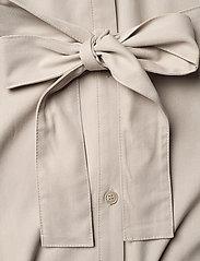 Gestuz - DosiaGZ OZ shirt dress SO21 - skjortekjoler - pure cashmere - 7