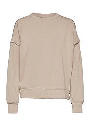 ChrisdaGZ sweatshirt - PURE CASHMERE