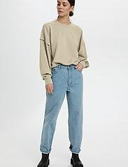 Gestuz - ChrisdaGZ sweatshirt - sweatshirts - pure cashmere - 3