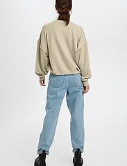 Gestuz - ChrisdaGZ sweatshirt - sweatshirts - pure cashmere - 4