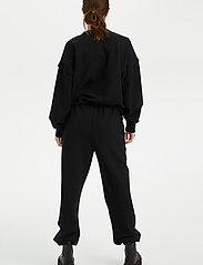 Gestuz - ChrisdaGZ HW pants - tøj - black - 4