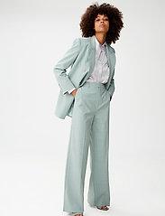 Gestuz - AmaliGZ blazer MS21 - oversized blazere - slate gray - 0