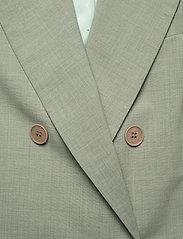Gestuz - AmaliGZ blazer MS21 - oversized blazere - slate gray - 3