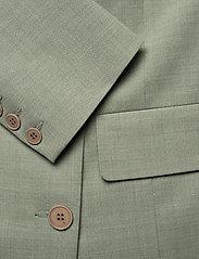 Gestuz - AmaliGZ blazer MS21 - oversized blazere - slate gray - 4